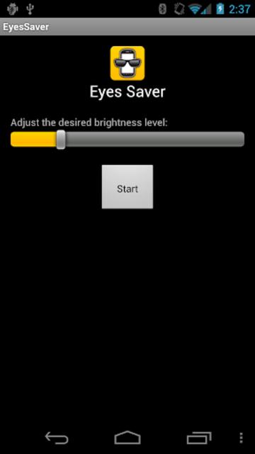 Eyes Saver screenshot 1