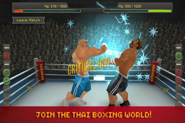 Thai Boxing League screenshot 1