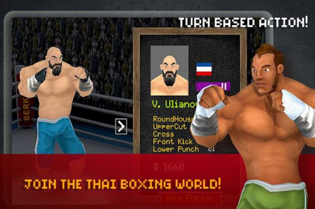 Thai Boxing League screenshot 2