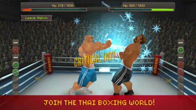 Thai Boxing League screenshot 4