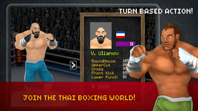 Thai Boxing League screenshot 5