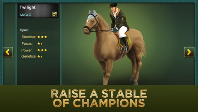 Jumping Horses Champions 2Free screenshot 3