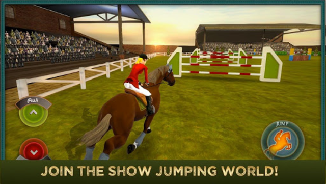 Jumping Horses Champions 2Free screenshot 4