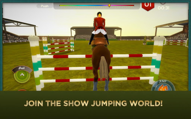 Jumping Horses Champions 2Free screenshot 6