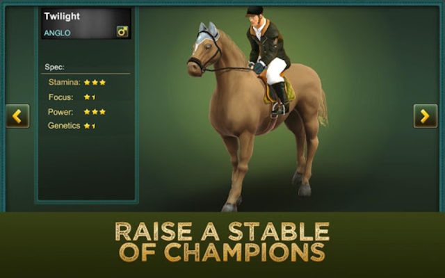 Jumping Horses Champions 2Free screenshot 7