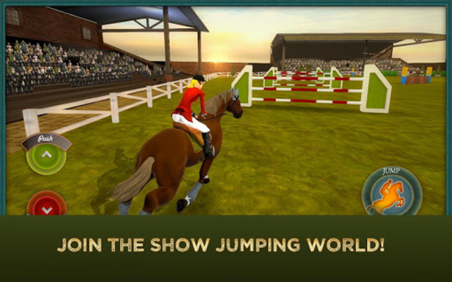 Jumping Horses Champions 2Free screenshot 8