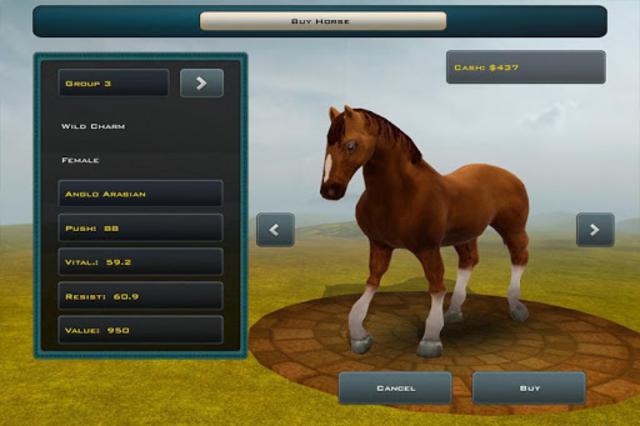 Race Horses Champions 2 screenshot 1