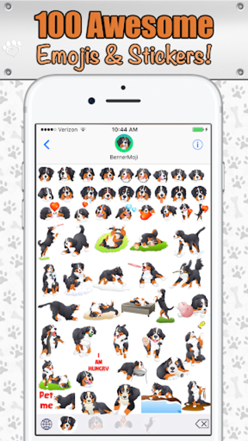 BernerMoji - Bernese Emojis