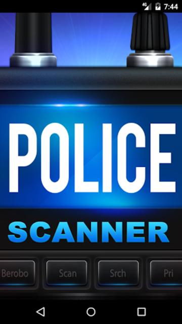 Police Scanner X screenshot 8