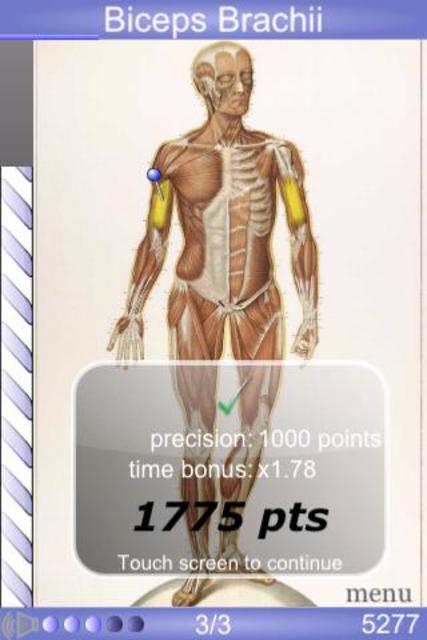 Speed Muscles MD screenshot 1