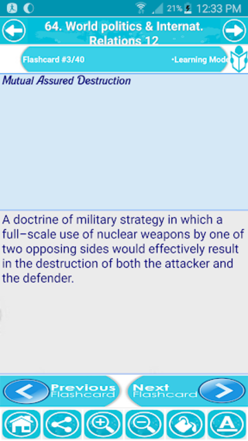 Foreign Service & US Diplomacy screenshot 3