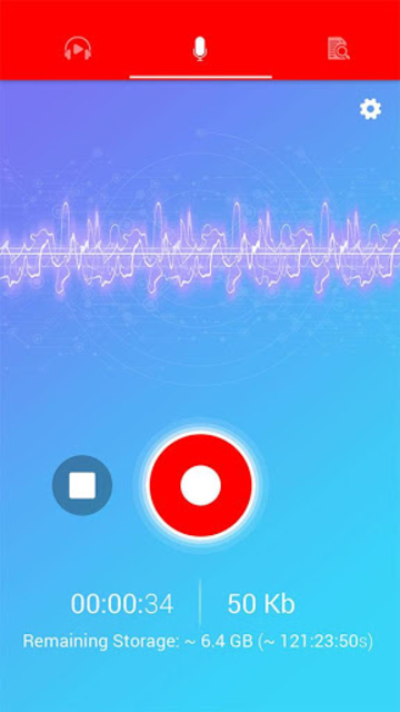 Voice changer screenshot 2
