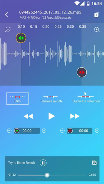 Voice changer screenshot 22