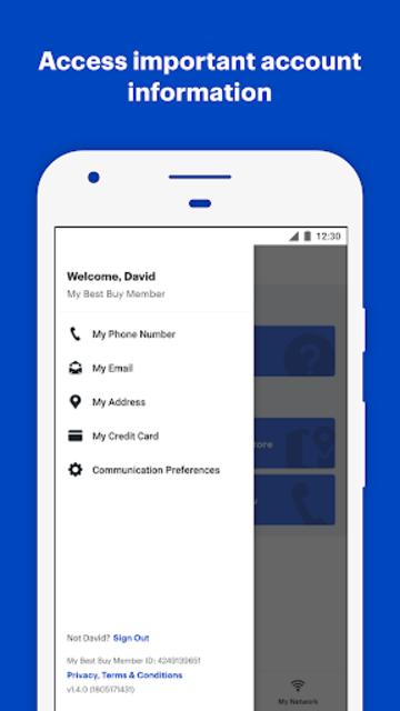 Best Buy Home: Tech Support, Information & Repairs screenshot 6