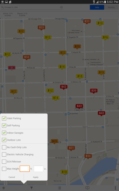 Best Parking - Find Parking screenshot 9