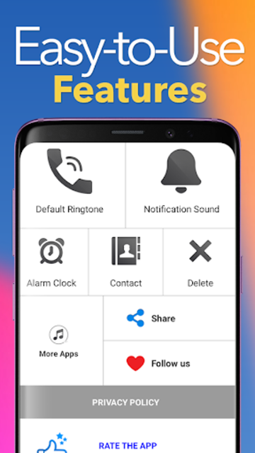 Free Ringtones For Mobile 2019 screenshot 7