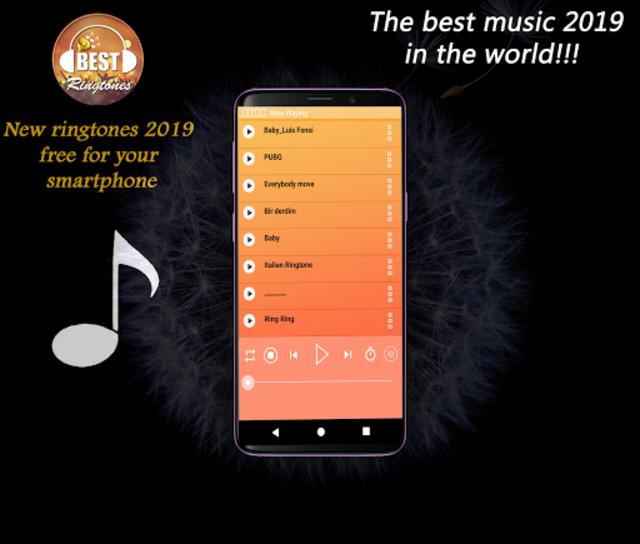 Top New 90 Ringtones 2019 For smartphone screenshot 2