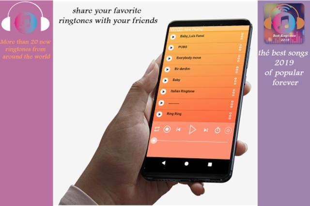 Top New 90 Ringtones 2019 For smartphone screenshot 3