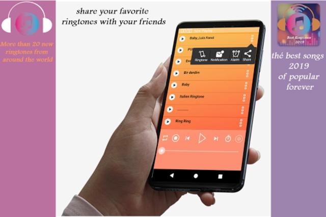 Top New 90 Ringtones 2019 For smartphone screenshot 4