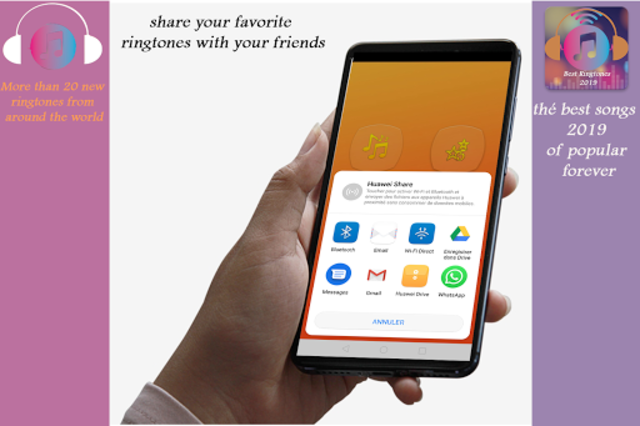 Top New 90 Ringtones 2019 For smartphone screenshot 5