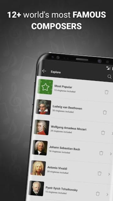 Classical Music Ringtones screenshot 1
