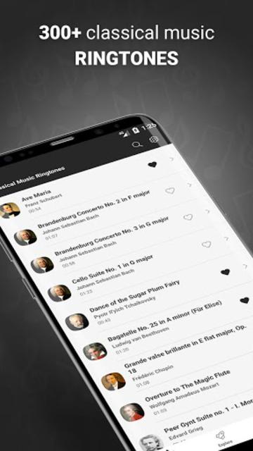 Classical Music Ringtones screenshot 3