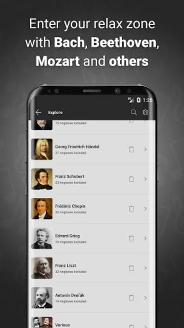Classical Music Ringtones screenshot 4