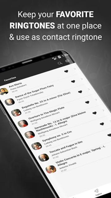 Classical Music Ringtones screenshot 5