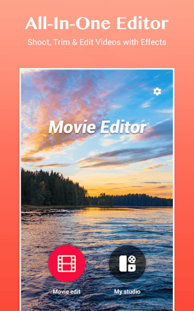 Video Maker with Music, Photos & Video Editor screenshot 9