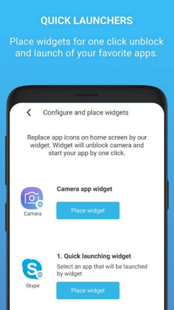 Camera Block Free - Anti spyware & Anti malware screenshot 17