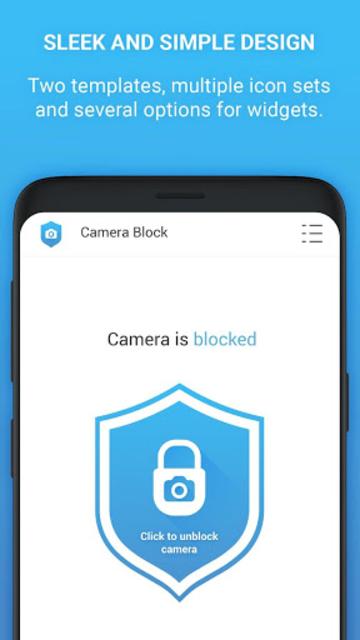 Camera Block Free - Anti spyware & Anti malware screenshot 18