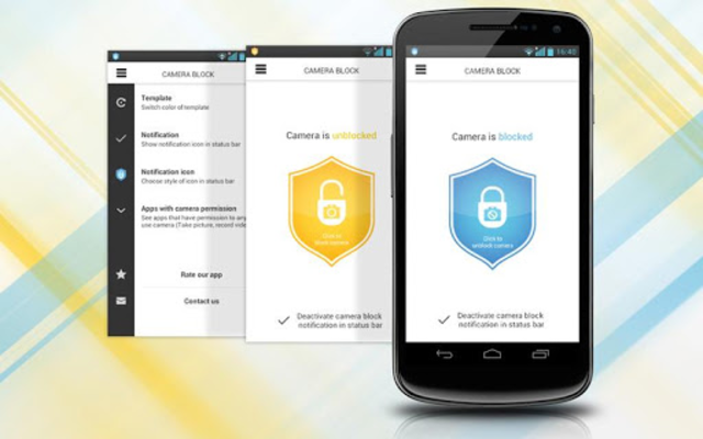 Camera Block Free - Anti spyware & Anti malware screenshot 20