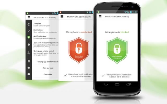 Microphone Block Pro - Anti spyware & Anti malware screenshot 24