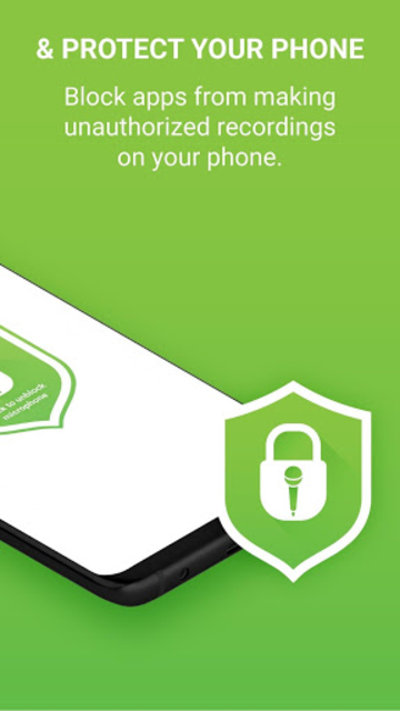 Microphone Block Free -Anti malware & Anti spyware screenshot 16
