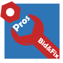 Icon for Bid&Fix for Professionals - Get Local jobs