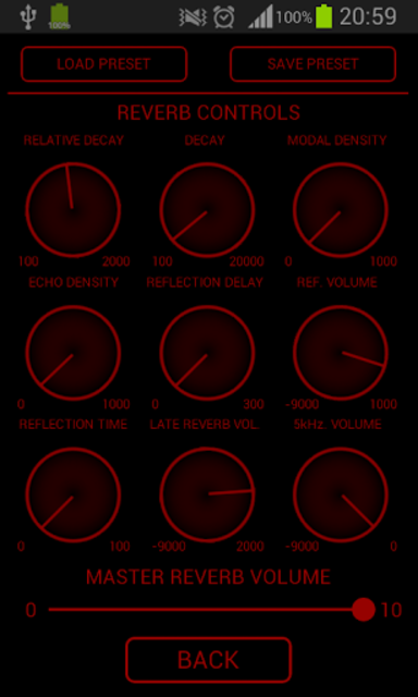 BlackVox™ 2 Reverb Noise Box screenshot 4
