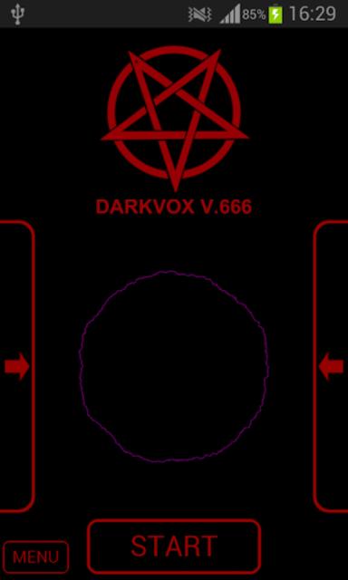 DarkVox V.666 ITC GHOST BOX screenshot 1