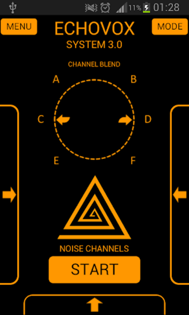 ECHOVOX System 3 Professional ITC Ghost Box screenshot 1