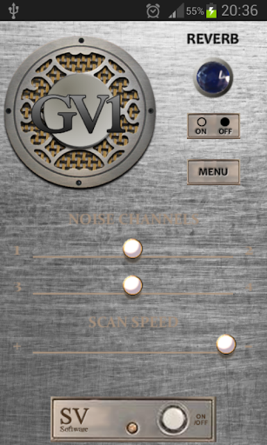 GV-1 GhostVox V2 Ghost Box EVP screenshot 7