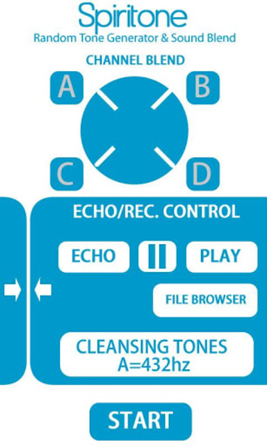 SPIRITONE Sonic EMF Ghost Box screenshot 3