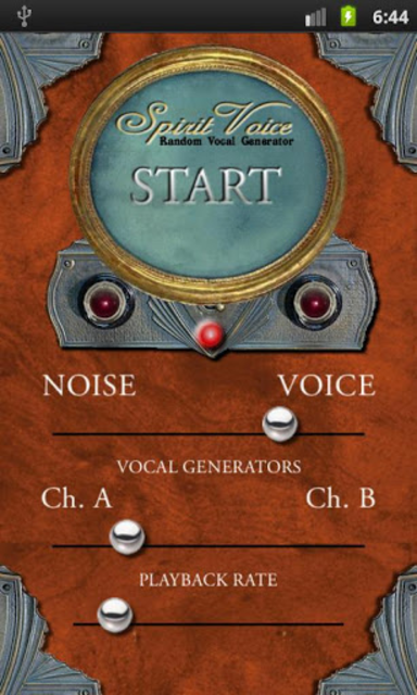 Spirit Voice 2.0 SW Ghost Box screenshot 1