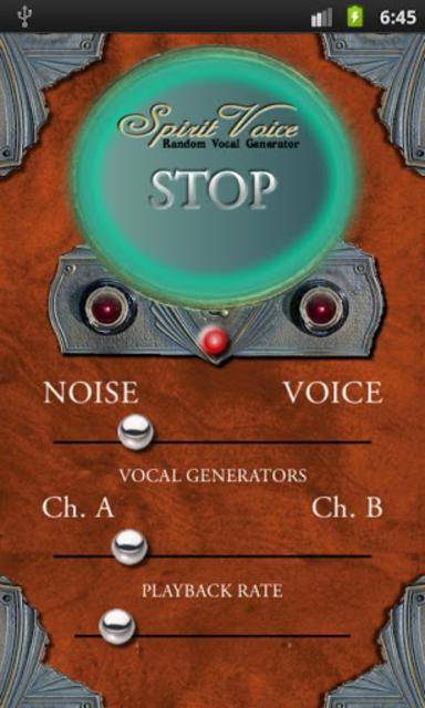 Spirit Voice 2.0 SW Ghost Box screenshot 2