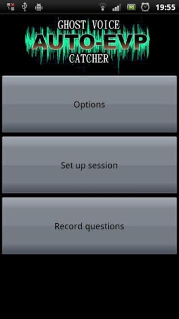 """Ghost Voice Catcher"" AUTO EVP screenshot 2"
