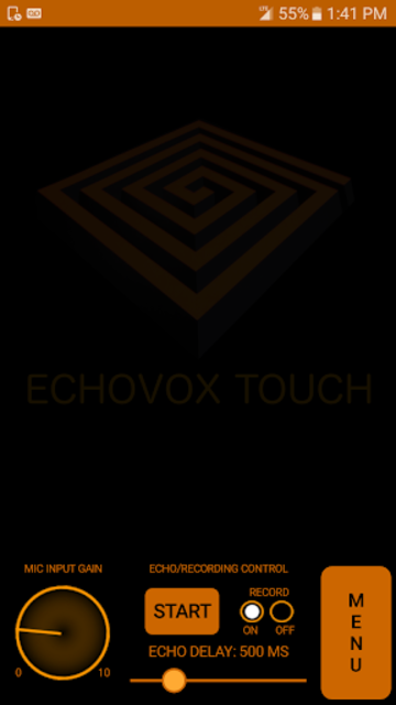 ECHOVOX TOUCH EVT PARANORMAL ITC DEVICE GHOST BOX screenshot 1