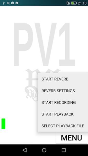 PV1 PHANTOMVOX TOUCH GHOST BOX screenshot 2