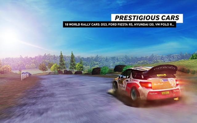 WRC The Official Game screenshot 2