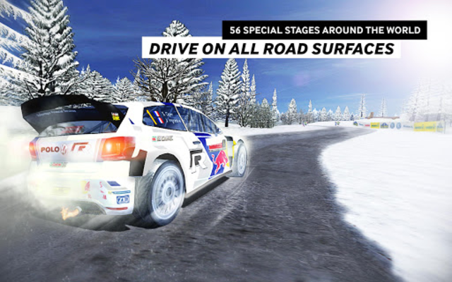 WRC The Official Game screenshot 3