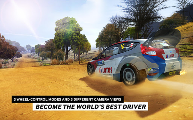 WRC The Official Game screenshot 4