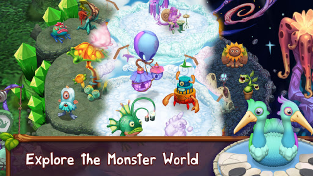My Singing Monsters: Dawn of Fire screenshot 4