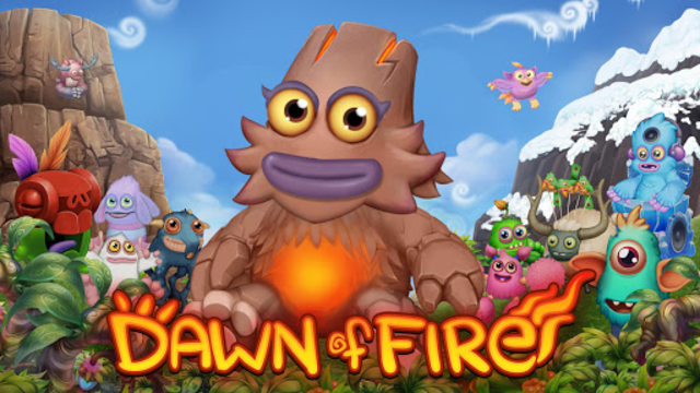 My Singing Monsters: Dawn of Fire screenshot 5